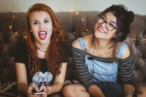 Teens and social media use