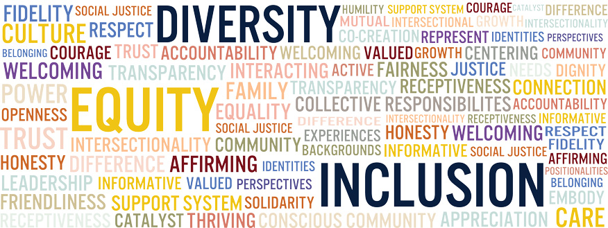 Promote Inclusion, Community, Togetherness and Unity
