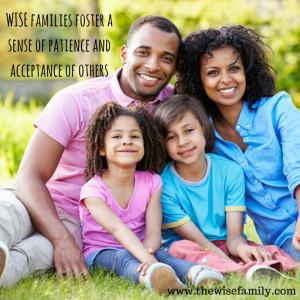 Wise Families nurture positive (3)