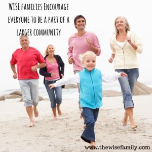 Wise Families nurture positive (4)